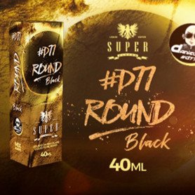 SUPER FLAVOR - ROUND BLACK by Danielino 77 mix&vape 40ml