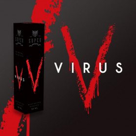 SUPER FLAVOR - VIRUS mix&vape 50ml