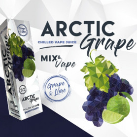 ENJOY SVAPO - ARCTIC Grape mix&vape 50ml