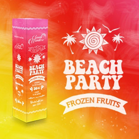 SEVEN WONDERS - BEACH PARTY mix&vape 50ml