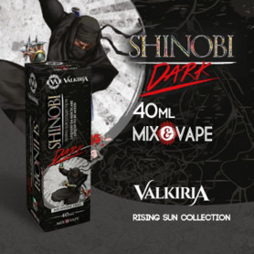 VALKIRIA - SHINOBI DARK mix&vape 40ml