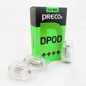 Vzone Preco2 DPOD Tank 3,5ml