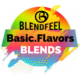 Blendfeel Basic.Flavors Blends Aromi Concentrati 10ml