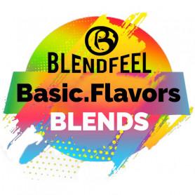 Blendfeel Basic.Flavors Blends Aromi Concentrati 10ml