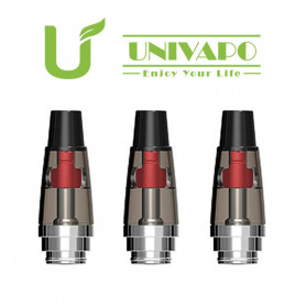 Univapo - Zumix Pod di ricambio 1,3 Ohm - 1,5ml