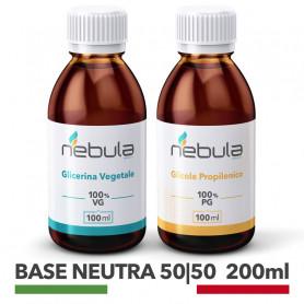 kit base neutra Glicole Propilenico + Glicerina Vegetale