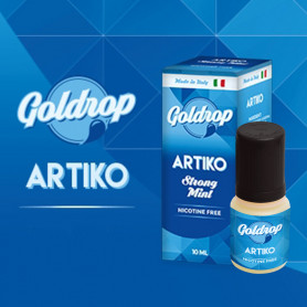 Goldrop ARTIKO by VaporArt 10ml Liquido Pronto