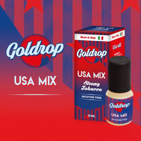 Goldrop USA MIX by VaporArt 10ml Liquido Pronto