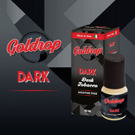 Goldrop DARK by VaporArt 10ml Liquido Pronto