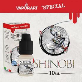 VAPORART SPECIAL - SHINOBI 10ml LIQUIDO PRONTO