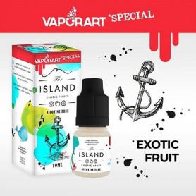 VAPORART SPECIAL - THE ISLAND 10ml LIQUIDO PRONTO
