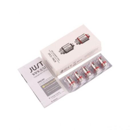 Justfog Resistenze Coil Q16 P16A Q14 C14 - 1,2 ohm