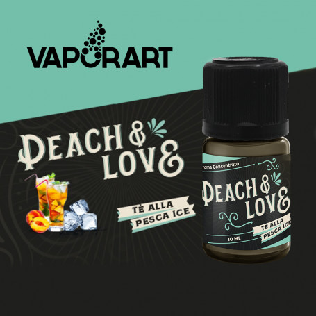 VAPORART - PEACH & LOVE Aroma Concentrato 10ml
