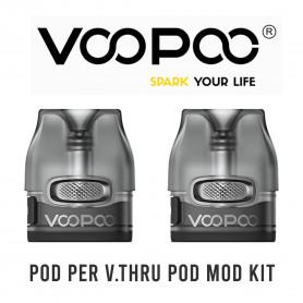 VOOPOO V.THRU Pod di Ricambio per V.THRU Pod Pro Kit 3ml