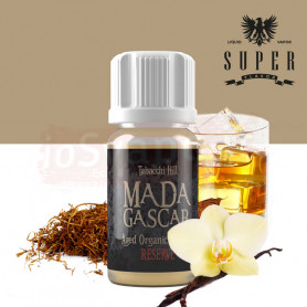 SUPER FLAVOR - Madagascar Aged Organic Tobacco RESERVE 10ml
