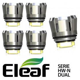 Eleaf - Resistenze HW - N Dual 0.25Ohm 5 Pezzi