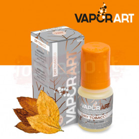 VaporArt - DRY TOBACCO 10ml Con e Senza Nicotina
