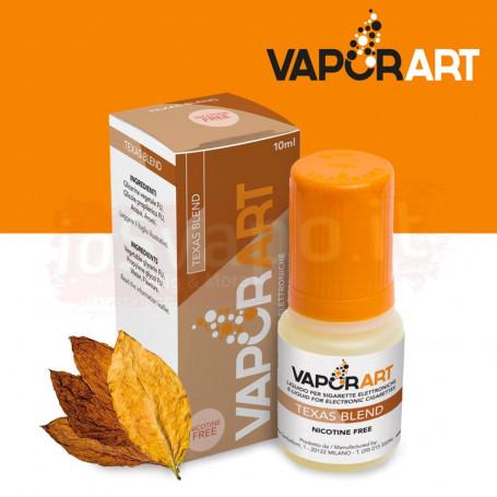 VaporArt - TEXAS BLEND 10ml Con e Senza Nicotina