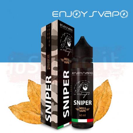 Enjoy Svapo SNIPER 40ml Mix&Vape il Santone dello Svapo