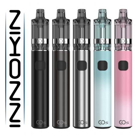 INNOKIN - GO S Mod MTL Kit Sigaretta Elettronica 1500 mAh