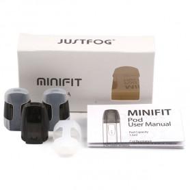 Justfog Minifit Pod Cartuccia ricaricabile