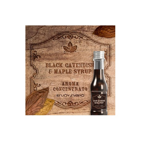 EnjoySvapo - Estratto di Tabacco - Black Cavendish 20ml