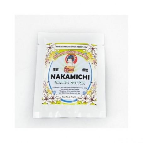 Nakamichi - Cotone Organico Giapponese Small Size