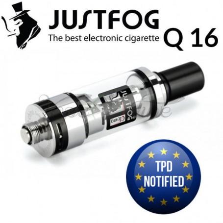 Justfog Q16 Atomizzatore Clearomizer