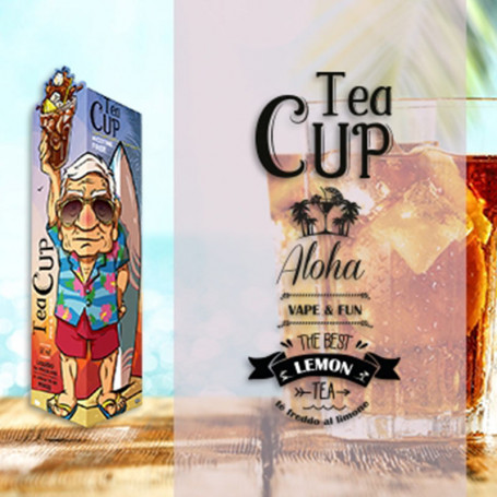 VAPORART - TEA CUP mix&vape 50ml