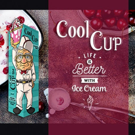 VAPORART - COOL CUP mix&vape 50ml