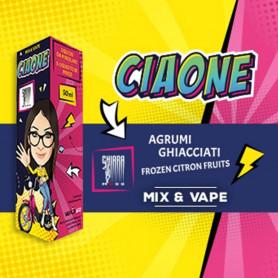 VAPORART - CIAONE by CHIARA MOSS mix&vape 50ml