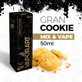 VAPORART - GRAN COOKIE mix&vape 50ml