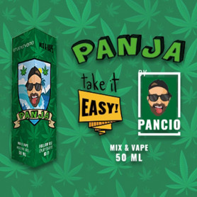 ENJOY SVAPO - PANJA by Il Pancio mix&vape 50ml