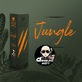 SUPER FLAVOR - JUNGLE mix&vape 50ml